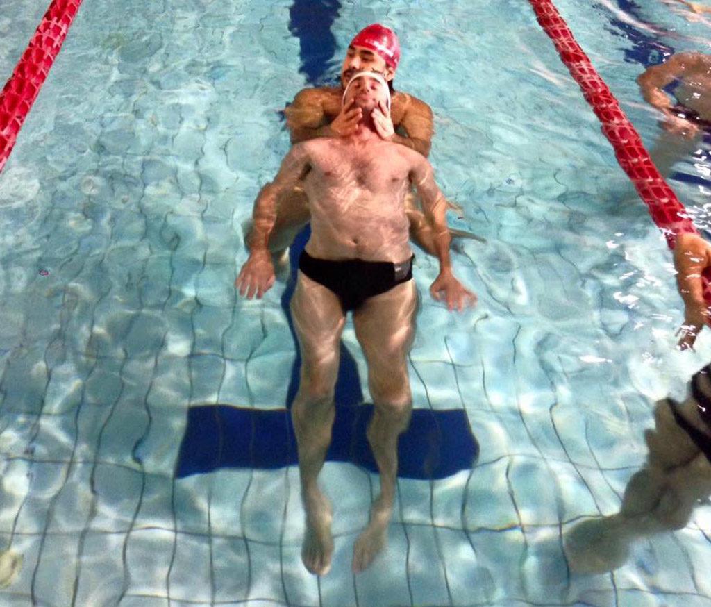 Piscina Piazzola Sul Brenta lezioni di nuoto individuali - gis